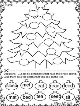 Winter Long Vowels