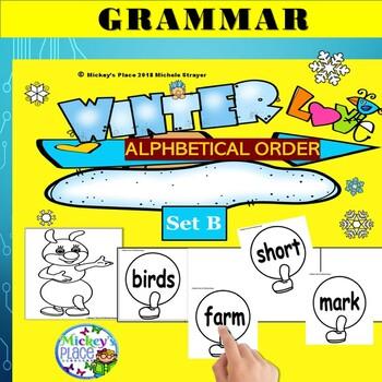 Winter Love Freebie #1