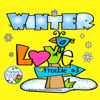 Winter Love Freebie #3