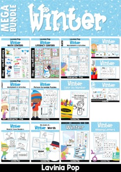 Winter MEGA BUNDLE SAMPLER