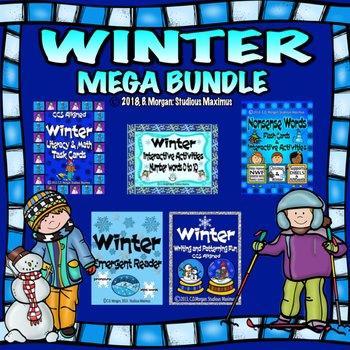 Winter MEGA Bundle