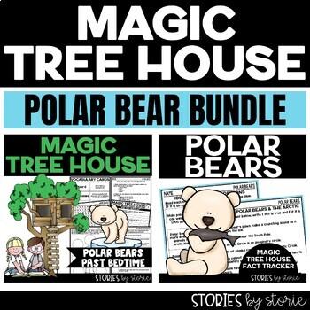 Polar Bear Magic Tree House Bundle