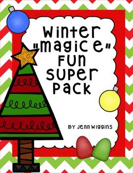 Winter 'Magic e' Super Pack