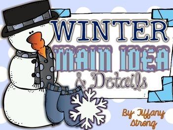 Winter Main Idea & Detail