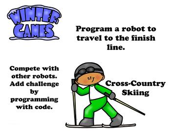 Winter Maker Games