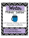 "Winter Makes ""Sense""! Hot Chocolate Craftivity"
