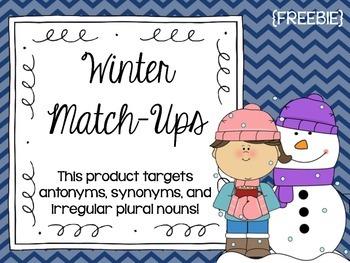 Winter Match-Ups
