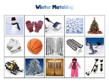 Winter Matching