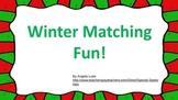 Winter Matching Fun!