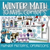 Winter Math 10 tasks