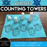 Winter Counting Towers using 1:1 Correspondence