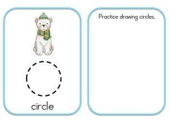 Winter Math Activities Pack