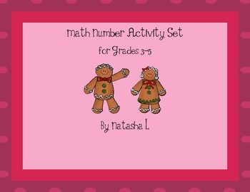 Winter Math Activities for Grades 3-5