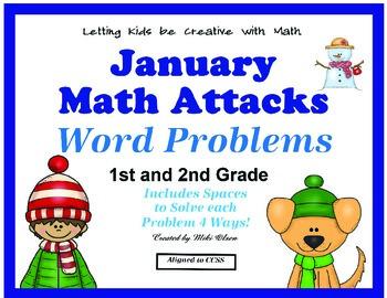Common Core Winter Math Attacks