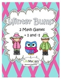 Winter Math Bump +1 -1