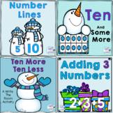 Winter Math Bundle
