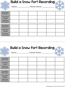 Winter Math Bundle for Upper Elementary (9 activities total!)