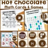 Winter Math Cards & Games (tally marks, ten frames, subitizing, #1-20)