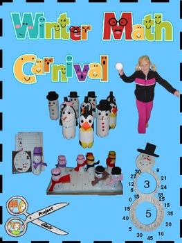 Winter Math Carnival