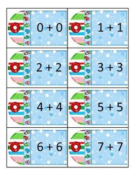 Winter Math Centers