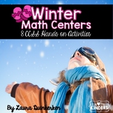 Winter Math Centers Common Core
