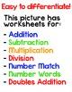 Winter Math Penguin Color by Code Activity - Winter Activities