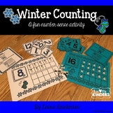 Winter Math Counting - A Fun Number Sense Activity