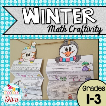 Winter Math Craftivity