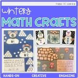 Winter Math Crafts
