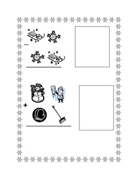 Winter Math Detectives: Addition and Subtraction with Regrouping