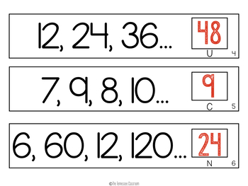 Winter Math Enrichment: Patterns & Mixed Operations