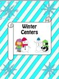 Winter Math Extravaganza
