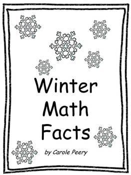 Winter Math Facts