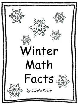 Winter Math Facts