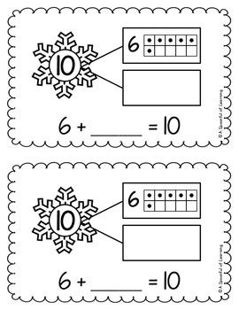 Winter Fun! Math Activities!