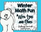 Winter Math Fun (2-digit regrouping)