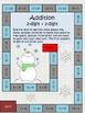 Winter Math Game BUNDLE