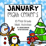 January / Winter Math Centers