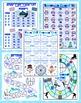 Winter Math Games - 3rd Grade