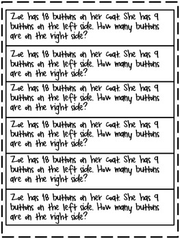 Winter Math Journal Prompts (Freebie!)