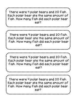 Winter Math Journals