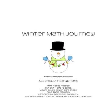 Winter Math Journey