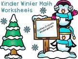 Winter Math- Kindergarten