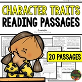 Character Traits Passages (Character Traits Reading Passages: Strategies Series)