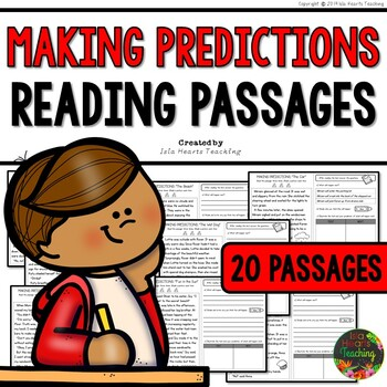 Making Predictions Worksheets Teachers Pay Teachers Reading worksheets and online activities. making predictions worksheets