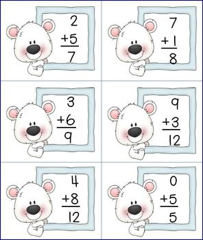 Winter Math & Literacy Activities: Quick and Easy Reproducibles & Centers