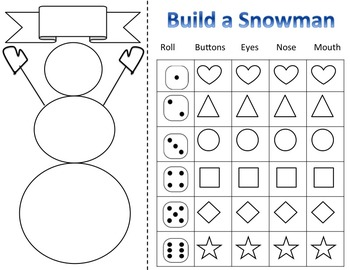 Winter Math & Literacy Centers Bundled (Common Core Aligned)