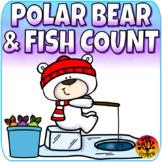 Winter Activities Polar Bear Centers Winter Centers Math Counting Cardinality