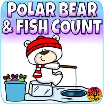 Winter Activities Polar Bear Centers Winter Centers Math C