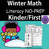 Winter Math Literacy NO-PREP